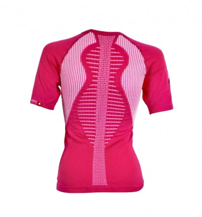 Camiseta Running_Mujer_X-BIONIC Camiseta M/c Running The Trick M