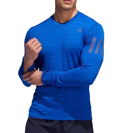 Camiseta M/c Running_Hombre_ADIDAS Runr Ls Tee M