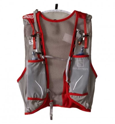 Mochila Trail SALOMON S-lab Adv Skin3 12set