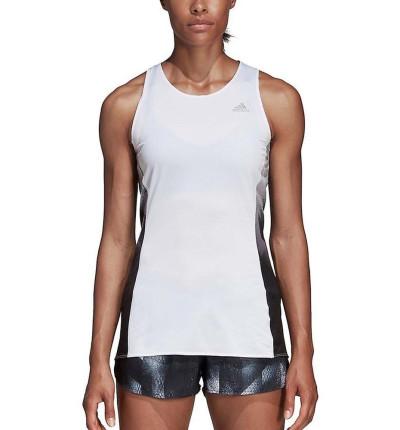 Camiseta Sin Mangas Running_Mujer_ADIDAS Sub 2 Singlet W
