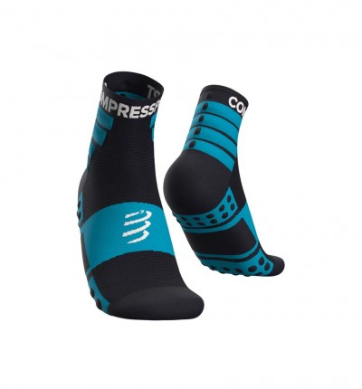 Calcetines Running Unisex COMPRESSPORT Training Socks 2-pack