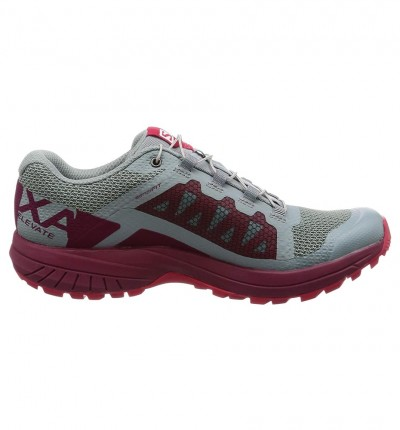 Zapatillas Trail Running Mujer SALOMON Calzado Bajo Xa Elevate W
