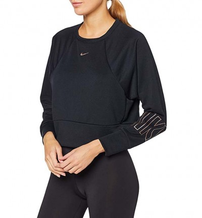Sudadera Fitness Mujer Nike Dry Get Fit