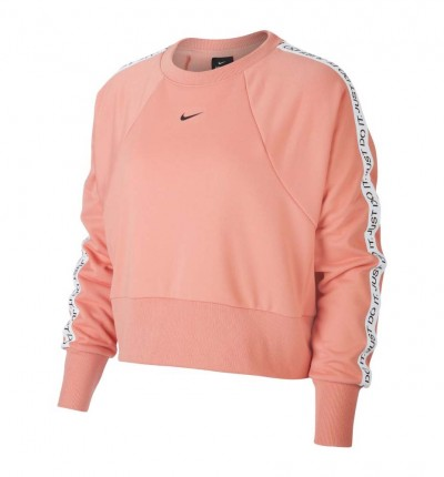 Sudadera Fitness Nike Dri-FIT Get Fit Women´s Fleece Training Top