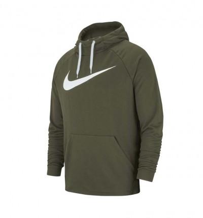 Hoodie Sudadera Capucha Fitness_Hombre_Nike Dry Hoodie