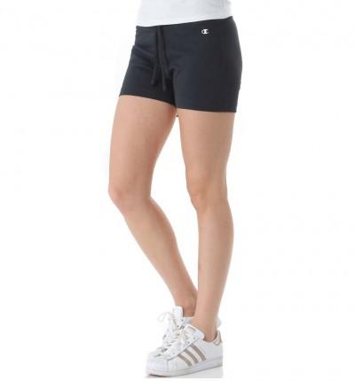 Pantalones Cortos Casual Mujer Champion Short Black