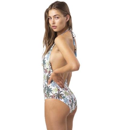 Bañador Natación_Mujer_BARTS Oliana Halter Suit