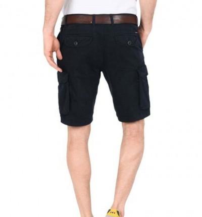 Pantalones Cortos Casual Hombre NAPAPIJRI Nore New Olive