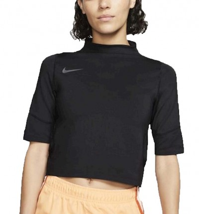 Camiseta M/c Running Mujer NIKE Top Ss Ftr Air