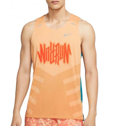 Camiseta De Tirantes Running_Hombre_Nike Dri-fit Rise 365 Wild Run