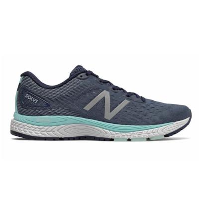 Zapatillas Running_mujer_new Balance Solvi V2 38 Azul Marino