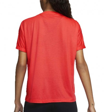 Camiseta M/c Fitness Mujer NIKE W Nk Top Ss Rebel