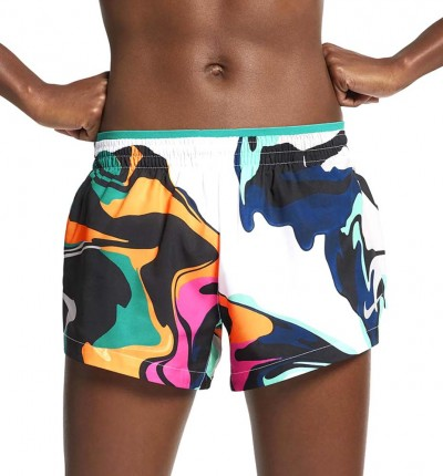 Short Running Mujer NIKE Printed Run Short