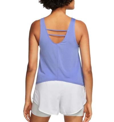 Camiseta Tirantes Running Mujer Nike Breathe Singlets