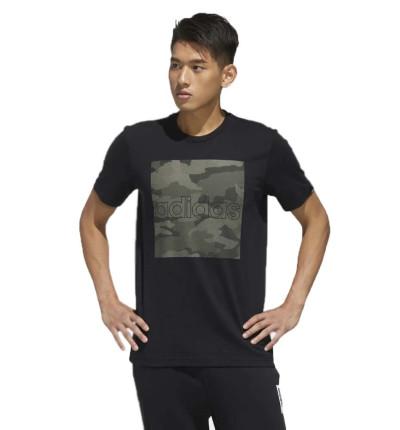 Camiseta M/c Casual Hombre ADIDAS M Camo Box T