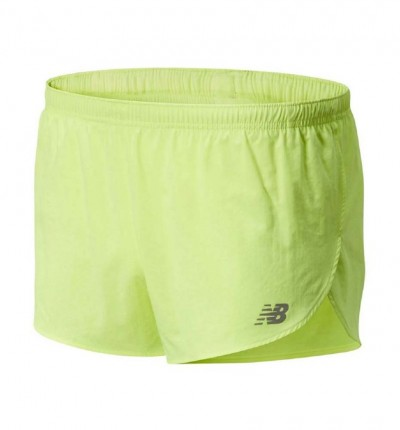 Shorts Técnicos Running Hombre NEW BALANCE Accelerate 3in Split