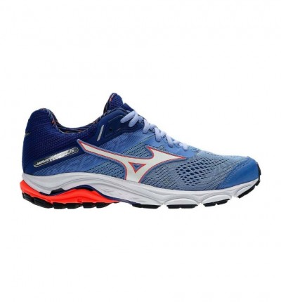 Zapatillas Running_mujer_mizuno Wave Inspire 15 39 Azul