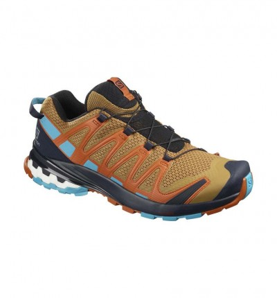 Zapatillas de Trail Running Hombre SALOMON Xa Pro 3d