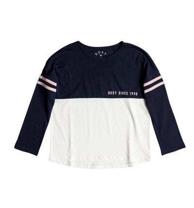 Camiseta M/l Casual_Niña_ROXY Sun One G Tees