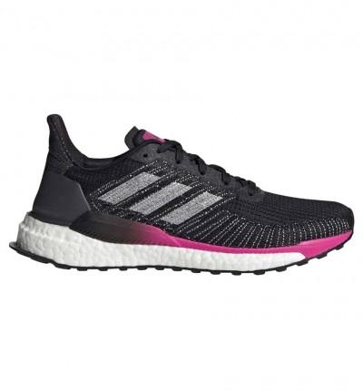 Zapatillas Running_mujer_adidas Solar Boost 19 W 38 Negro