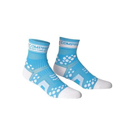 Calcetines Running_Unisex_COMPRESSPORT Socks Run Fluo Pro Racing