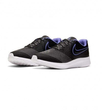 Zapatillas Running Casual_Niña_NIKE Star Runner 2 Glitter