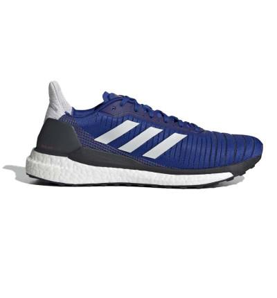 Zapatillas Running_hombre_adidas Solar Glide 19 M 43 1/3 Azul Marino