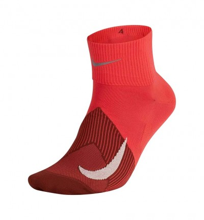 Calcetines Running NIKE Elite Lightweight Quarter Run Sh