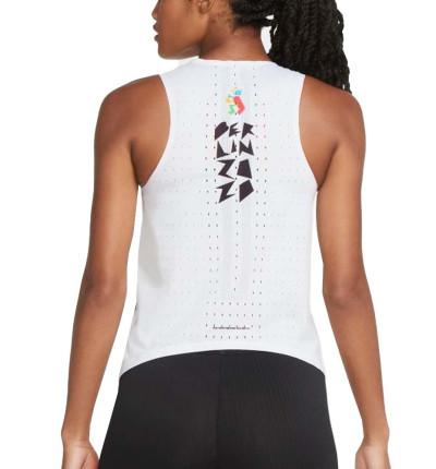 Camiseta De Tirantes Running Mujer Nike Aeroswift Berlin