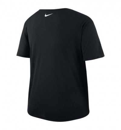 Camiseta M/c Running Mujer Nike Icon Clash