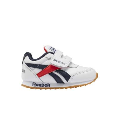 Zapatillas Casual_Bebe_Reebok Royal Cljog