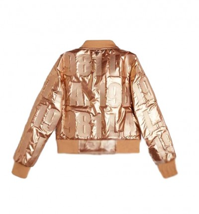 Chaqueta Casual_Niña_GUESS Coated Ls Bomber