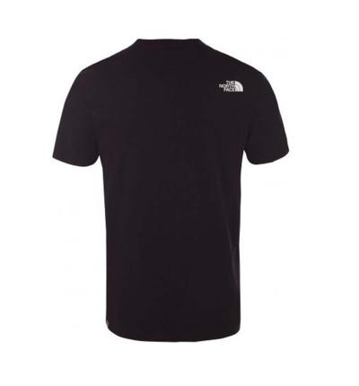Camiseta Casual Hombre THE NORTH FACE M S/s Mount Line Tee Manga Corta