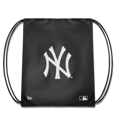 Mochila Casual NEW ERA New York Yankees Black Gymsack