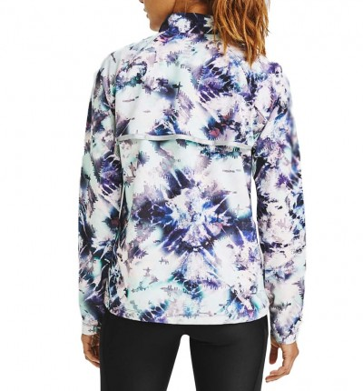 Chaqueta Running Mujer UNDER ARMOUR Launch 3.0 Storm Prnt Jkt