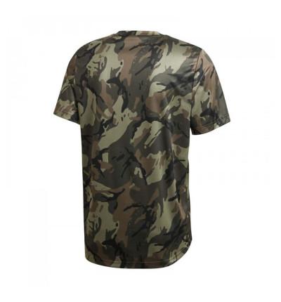 Camiseta M/c de Fitness Hombre Adidas Designed 2 Move