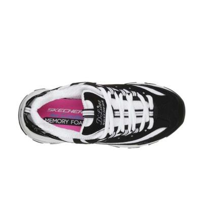 Zapatillas Casual_Mujer_SKECHERS D´lites- Biggest Fan