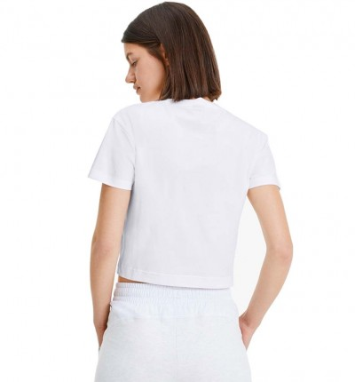Camiseta M/c Casual PUMA Nu-tility Fitted Tee