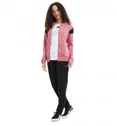 Chándal Casual_Mujer_PUMA Classic Tricot Suit