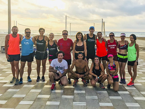 grupo urban runners alicante