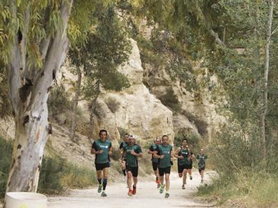 comenzar practicar running