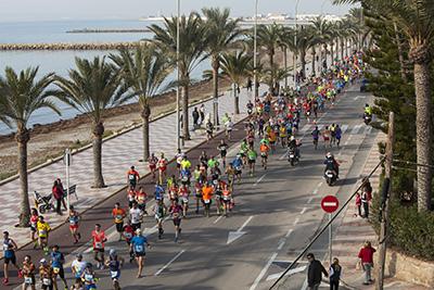 correr una media maratón