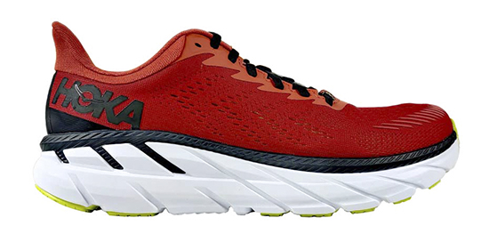 hoka clifton 7 running