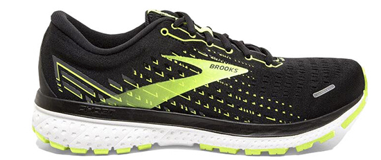 brooks ghost running