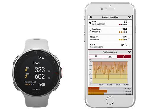 pulsometro con medidor potencia