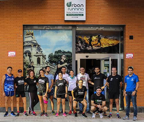 Iván Penalba en Urban Running Elche 2