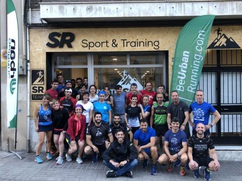 Test Hoka One One con SR Sport & Training