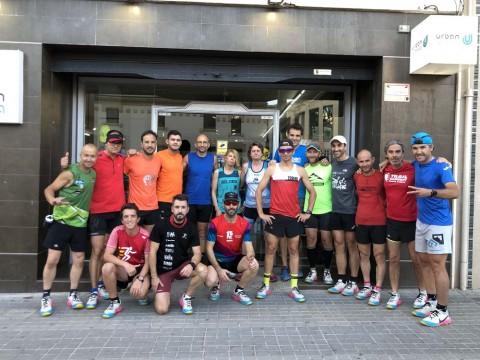Trial Nike Air Zoom Terra Kiger 5 en Urban Running Alcoy