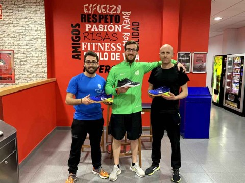 Nike Metcon 4 en Gimnasio Elide
