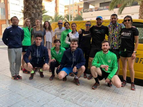 Aniversario Urban Running Elche with Nike